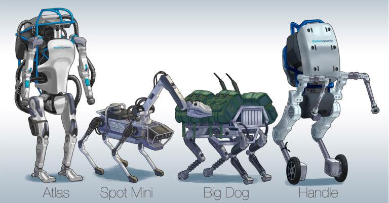 Boston Dynamics ռոբոտներն առաջին անգամ պարեցին Ամանորյա տոներին