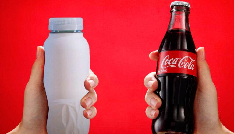 Կոկա-Կոլան թղթե շշով