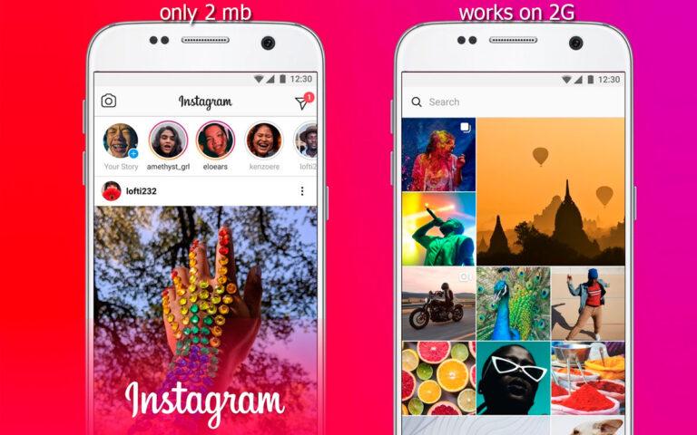 Instagram Lite՝ հավելված առանց գովազդի զարգացող երկրների համար